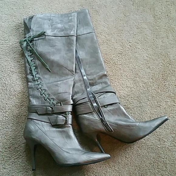 657db1da0d7 Wild Rose Shoes - 😀 Wild Rose Fashion Boots - Size 8.5